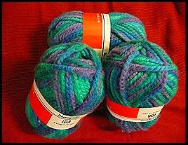 yarn, knitting, needle, knit 006