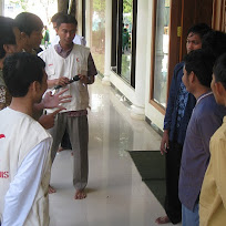 Launching BSMR (Bulan Sabit Merah Remaja)