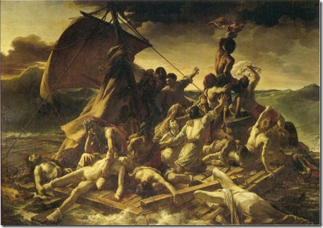 the raft of medusa
