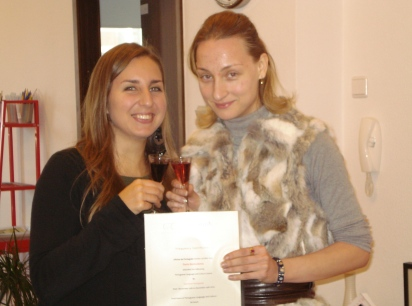 Portuguese Language Course ends with Port Wine