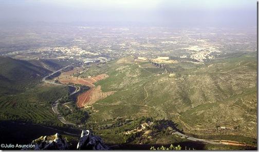 Vista desde covalta