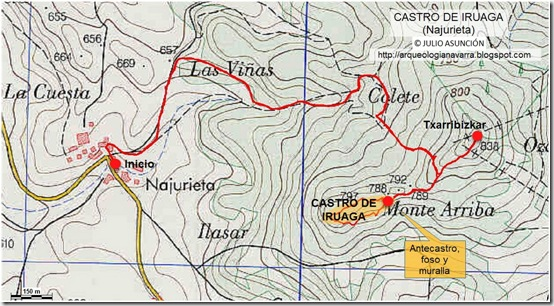 MAPA CASTRO IRUAGA
