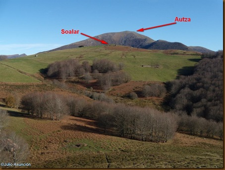 Vista de Soalar desde Maulitz