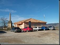 Numancia - aparcamiento