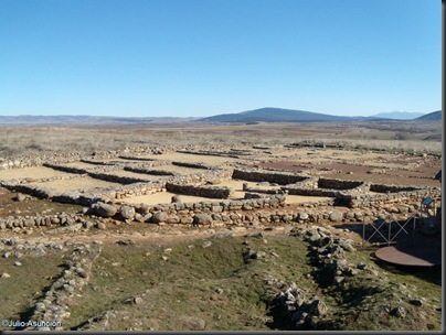 07 Vista desde la muralla - Numancia