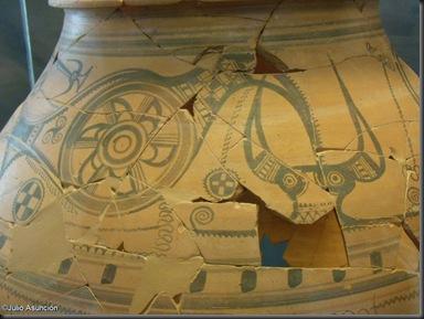 08 Vaso de los Toros - detalle - Numancia