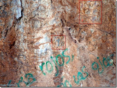 Pinturas rupestres Cova de la Gran Petxina - Bellús
