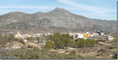Panorámica desde los repetidores - Vall d´Ebo
