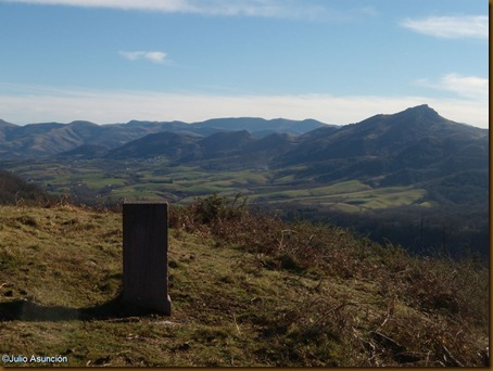Vista desde Kondendiaga