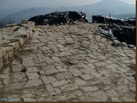 Enlosado Castillo de Irulegi - Valle de Aranguren
