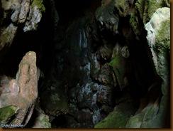 Interior de la Cueva de Amenasillo 1 - Valle de Erro