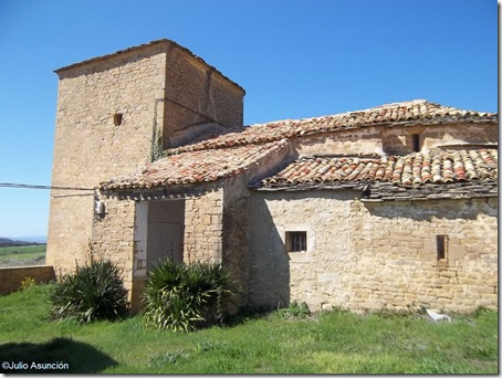 Iglesia de Oricín - Valdorba