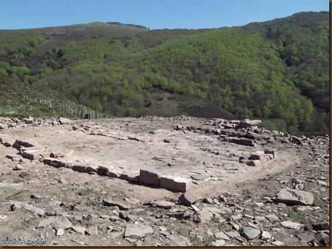 Excavaciones arqueológicas - Puerto de Belate