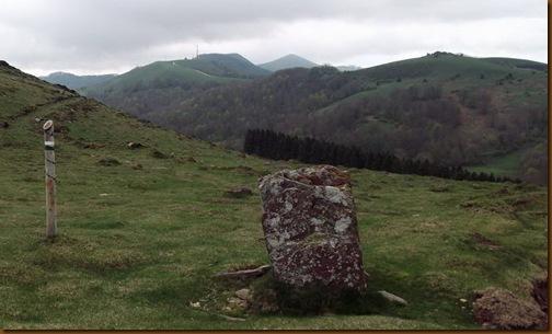 Menhir 1  - Velate
