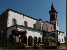 Iglesia de Lekároz - Valle de Baztán