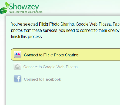 One Place to View Your Online Photos From Picasa, Facebook and Flickr