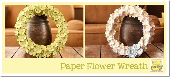 Paper Flower Wreath Horiz copy