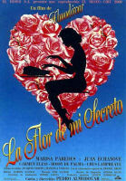 La flor de mi secreto / 私の秘密の花