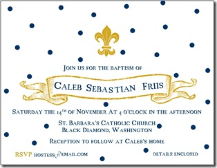 invitation example