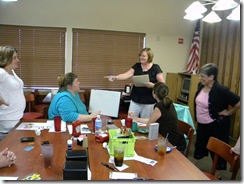 Jacksonville STARZ Downline Meeting May 2009 013