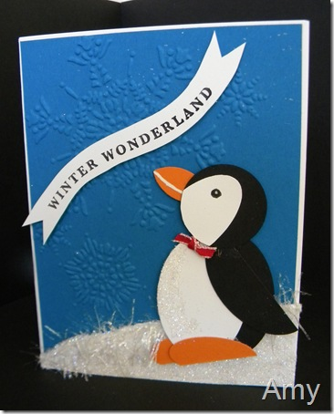 Amy's Penguin Card 003