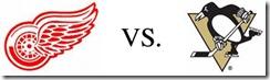 Redwings vs. Penguins