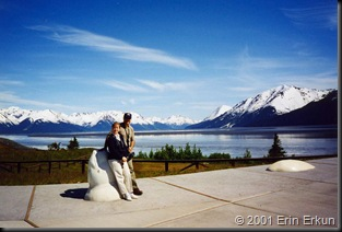 June 2001 - Turnagain Arm, Anchorage