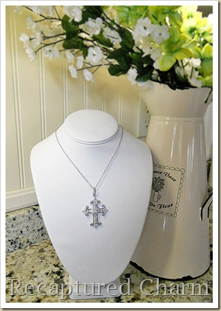 sterling silver cross 001a