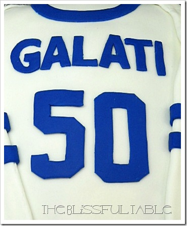 Toronto Maple Leafs Cake 042a