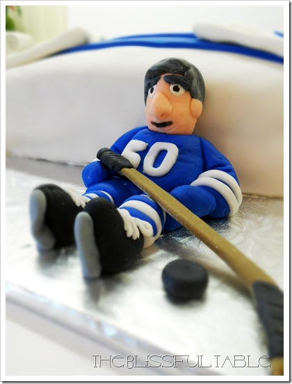 Toronto Maple Leafs Cake 064a