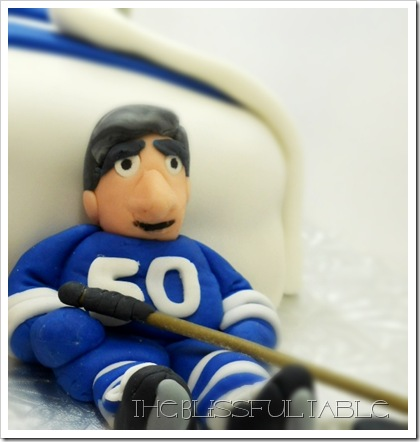 Toronto Maple Leafs Cake 070a