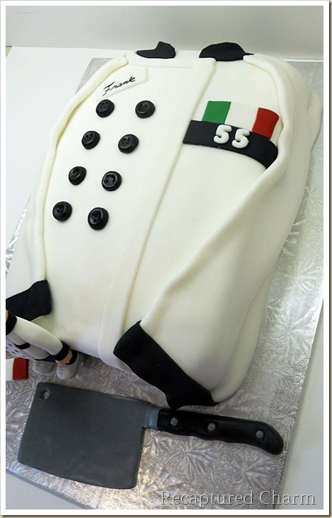 Chefs Coat Cake 035a