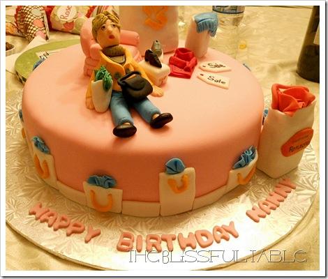 Shopping Cake 041a