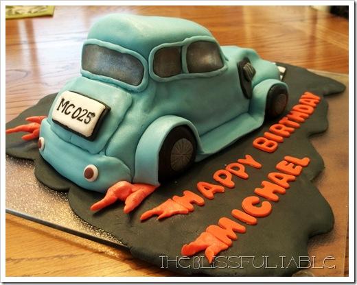 car cake7a