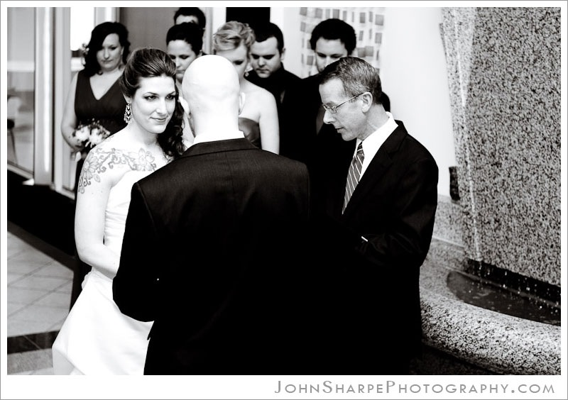 Mi Famiglia St Cloud Wedding Ceremony Photographer