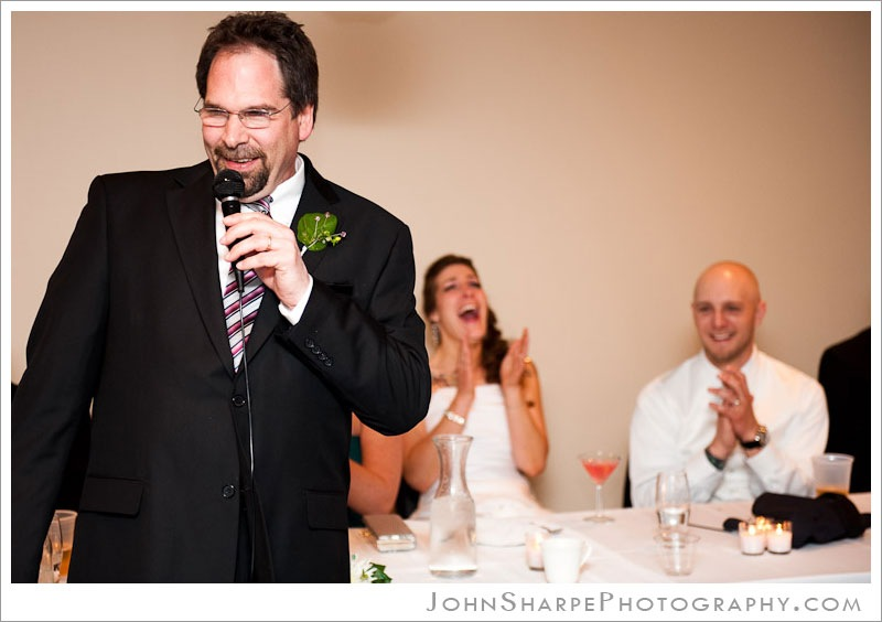 Mi Famiglia St Cloud Wedding Reception Photography