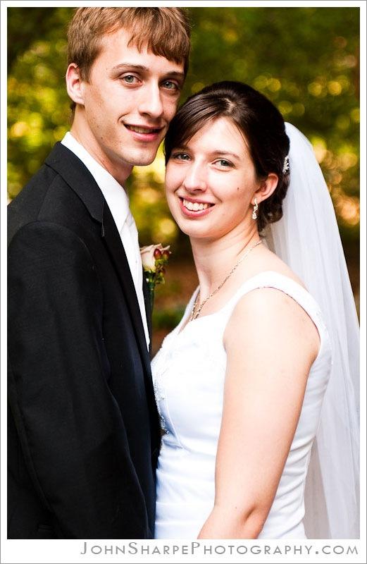 Macalester College Wedding Bride Groom