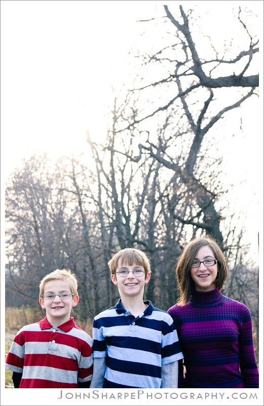 Lake Phalen in St. Paul Minnesota Family Photography