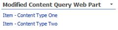 CQWP - QueryOverride2