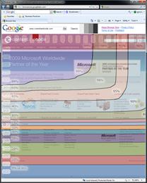 Google Browser Size Screenshot