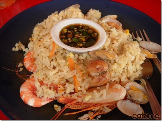 Nasi Goreng Udang Overview [eatz.me]