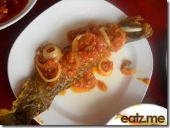 Ikan Keli Masak Merah [Eatz.me]