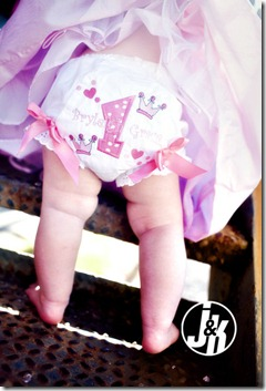 Bryleigh BDay Bloomers