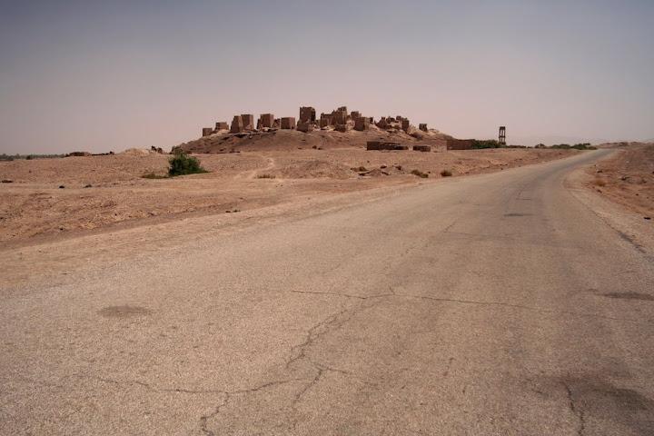 صور من مدينة مأرب القديمة