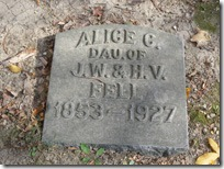 Alice Fell