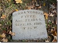 Clara Fell
