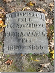 William & Flora Fell