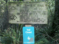 Primrose Trail Marker Photo