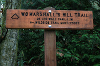 Marshall's Hill Trailhead Photo