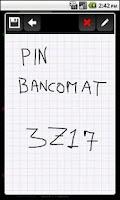 Screenshot of HiddenPad PRO Password Manager